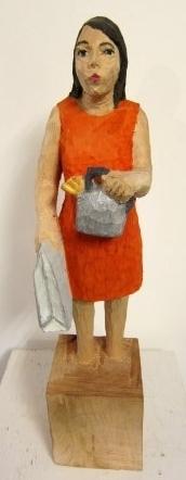 Edeka Frau [776] mit Alessi-Kessel